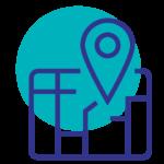 Image : Pictogramme Prescriptions de parcelles - PLUI - Terres de Montaigu