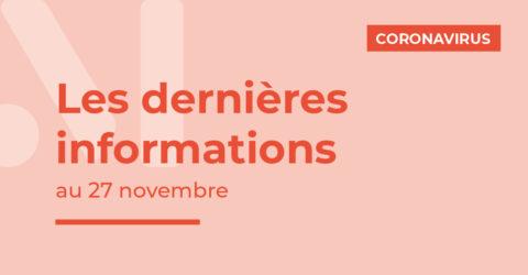 Illustration : Dernières informations - Reconfinement - Terres de Montaigu